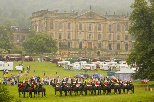 Chatsworth Country Fair 2008