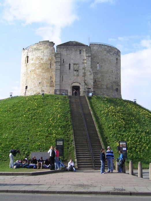 Clifford's Tower_9815417204_b